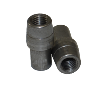 1/2 X .058 X 1/4-28 Left Hand 4130 Tube Adapter
