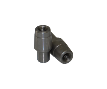 3/8 X .058 X 10-32 Right Hand 4130 Tube Adapter