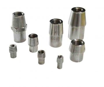 4130 Weld-In Threaded Tube Adapter