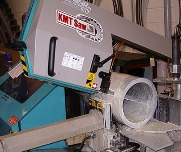 Production Saw Cutting