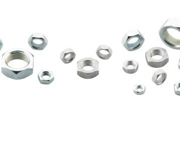 Steel And Aluminum Jam Nuts