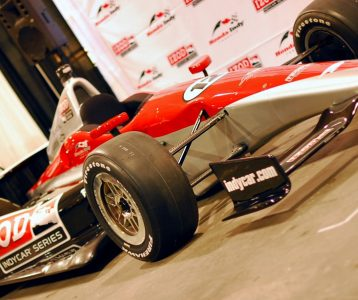 Indiana Manufacturers Take Center Stage with DW12 IndyCar Chassis